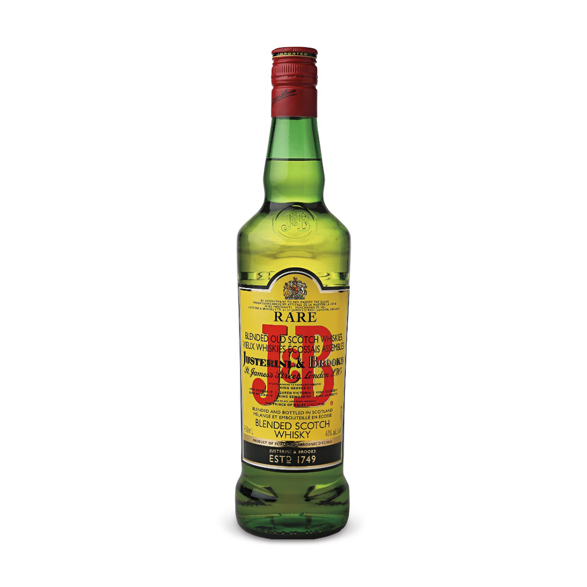 J&B Scotch