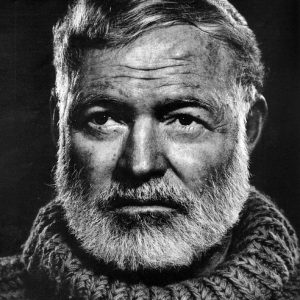 Ernest Hemingway | Famous Drinkers